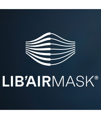 Lib'AirMask masque tissus lavable made in france