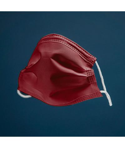 Coffret Terre masque tissus lavable made in france - photo porto